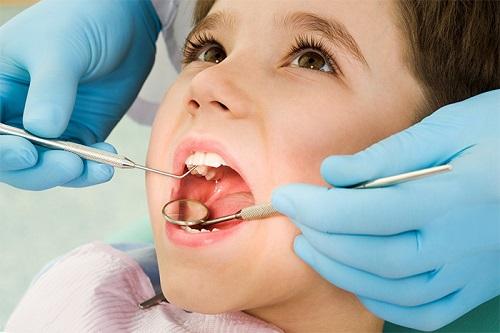 Пульпит молочных зубов у детей