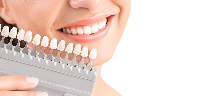 Подготовка зубов к отбеливанию
