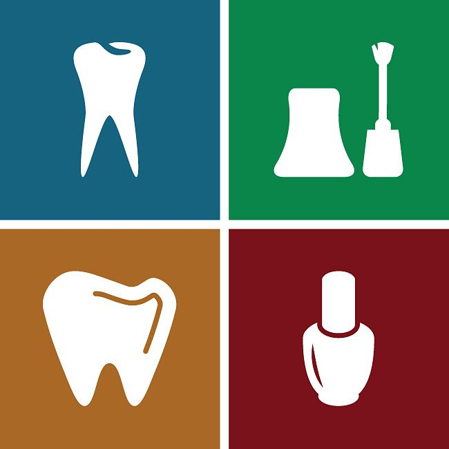 Отбеливание зубов лак на зубы