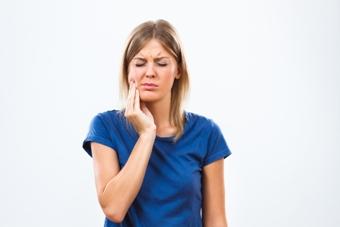 Зубы реагируют на горячее, холодное или сладкое